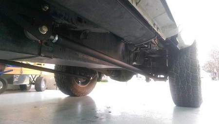 1999 16 Ford F 250 350 Pmf Single Traction Bar Kit