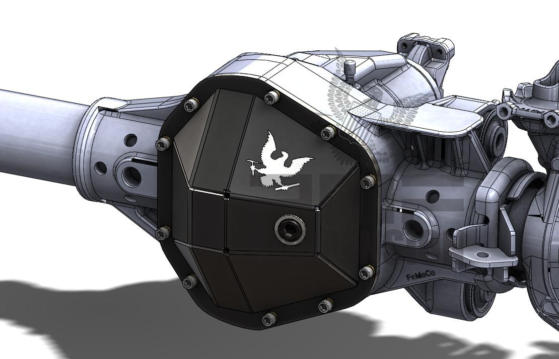 Pmf Steering Stabilizer