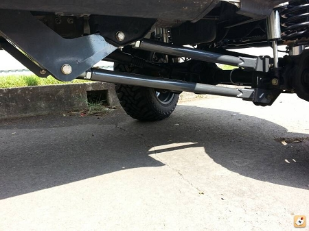 2011 16 Ford F 250 350 Hd Long Arm 4 Link Kit