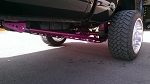 2017-19 Ford F-250/350 PMF Single Traction Bar Kit