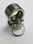 Welded Loop Shaft End