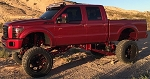 1999-2016 Ford F-250/350 Single Rigid 54