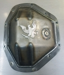 PMF HD Fabricated Dana 80 Rear Diff Cover