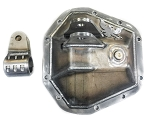 2005-2020 Ford F-250/350 Ram Assist Diff Cover w/ Bolt On Tierod Mount