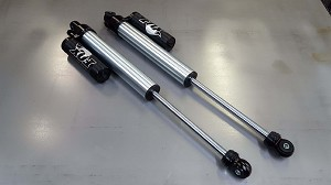 2017+ Ford SD Fox Factory 2.5 Rear Remote Reservoir Shocks